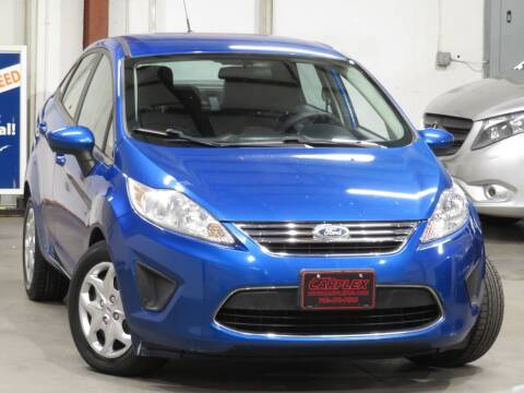 2011 Ford Fiesta for sale at CarPlex in Manassas VA