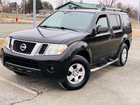 2010 Nissan Pathfinder for sale at Y&H Auto Planet in West Sand Lake NY