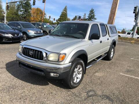 2004 Toyota Tacoma for sale at KARMA AUTO SALES in Federal Way WA