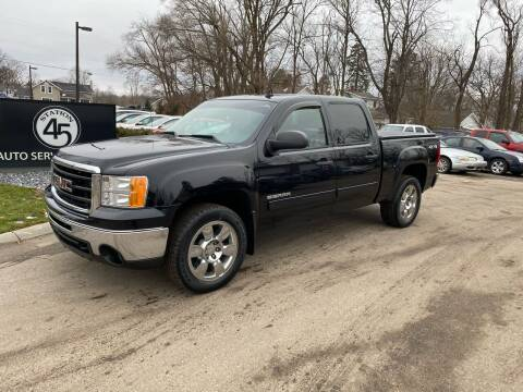 2011 GMC Sierra 1500 for sale at Station 45 Auto Sales Inc in Allendale MI