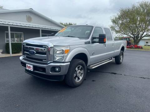 2013 Ford F-350 Super Duty for sale at Jacks Auto Sales in Mountain Home AR
