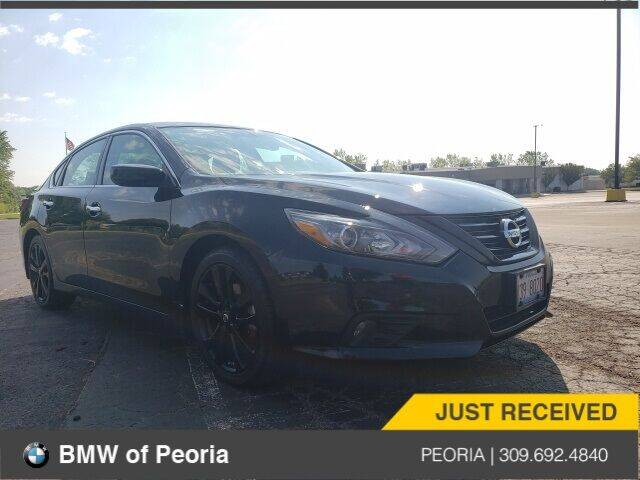 2018 Nissan Altima for sale at BMW of Peoria in Peoria IL
