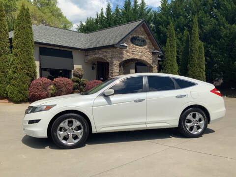 2010 Honda Accord Crosstour for sale at Hoyle Auto Sales in Taylorsville NC
