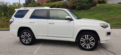 2014 Toyota 4Runner for sale at Auto Wholesalers in Saint Louis MO