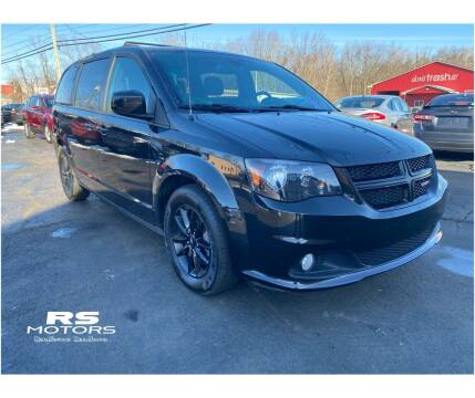 2019 Dodge Grand Caravan for sale at RS Motors in Falconer NY