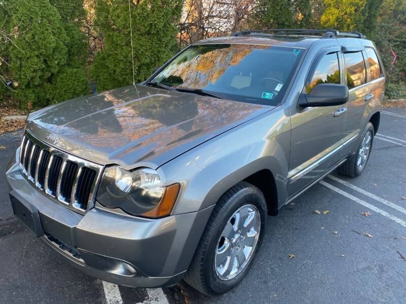 2008 Jeep Grand Cherokee for sale at Professionals Auto Sales in Philadelphia PA