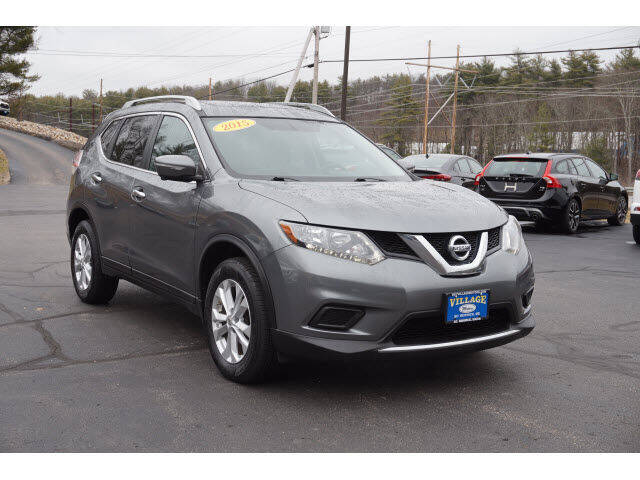 2015 Nissan Rogue for sale at VILLAGE MOTORS in South Berwick ME