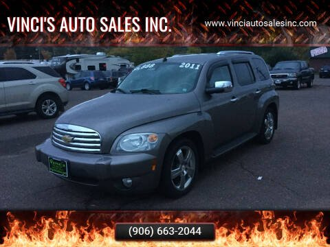2011 Chevrolet HHR for sale at Vinci's Auto Sales Inc. in Bessemer MI