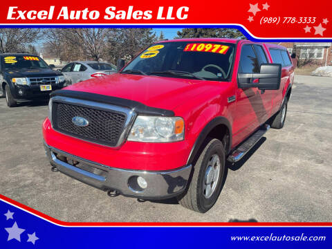 2008 Ford F-150 for sale at Excel Auto Sales LLC in Kawkawlin MI