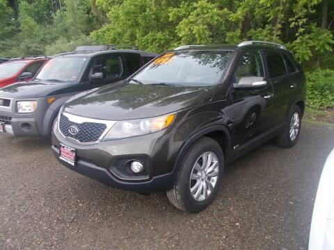 2011 Kia Sorento for sale at Dansville Radiator in Dansville NY