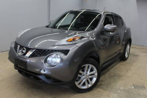 2015 Nissan JUKE for sale at Flash Auto Sales in Garland TX