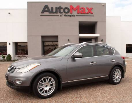 2011 Infiniti EX35 for sale at AutoMax of Memphis - Ralph Hawkins in Memphis TN