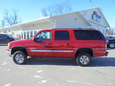 2001 GMC Yukon XL for sale at Milaca Motors in Milaca MN