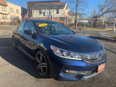 2016 Honda Accord for sale at Buy Here Pay Here Auto Sales in Newark NJ