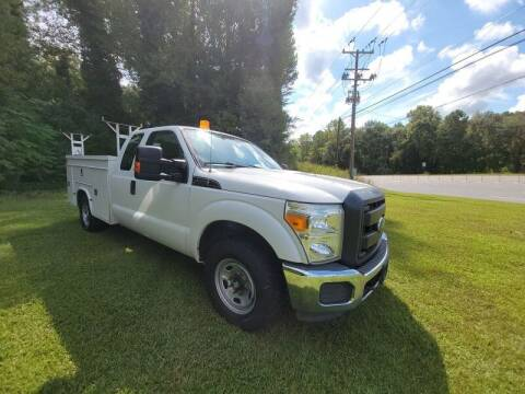 2015 Ford F-350 Super Duty for sale at McAdenville Motors in Gastonia NC