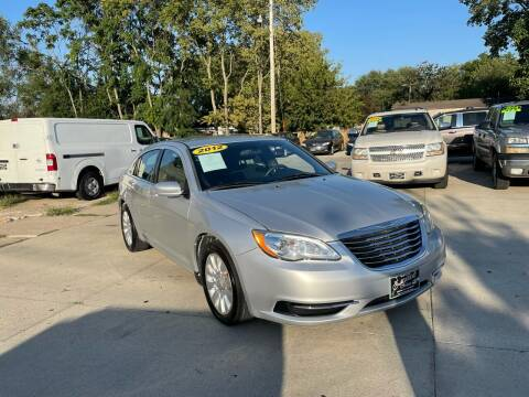 2012 Chrysler 200 for sale at Zacatecas Motors Corp in Des Moines IA