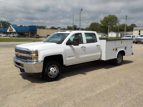 2016 Chevrolet Silverado 3500HD for sale at Young's Motor Company Inc. in Benson NC