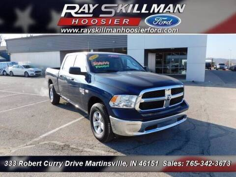 2020 RAM Ram Pickup 1500 Classic for sale at Ray Skillman Hoosier Ford in Martinsville IN