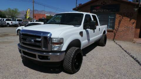2010 Ford F-250 Super Duty for sale at Auto Click in Tucson AZ
