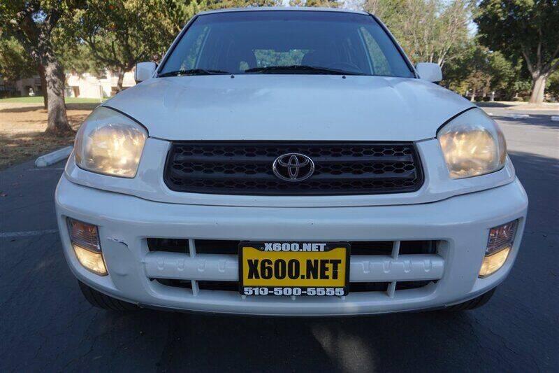 2002 Toyota RAV4 AWD 4dr SUV - Fremont CA