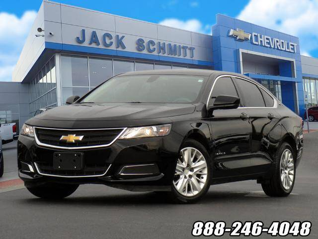 2019 Chevrolet Impala for sale at Jack Schmitt Chevrolet Wood River in Wood River IL