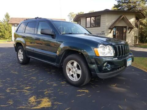 2005 Jeep Grand Cherokee for sale at Shores Auto in Lakeland Shores MN