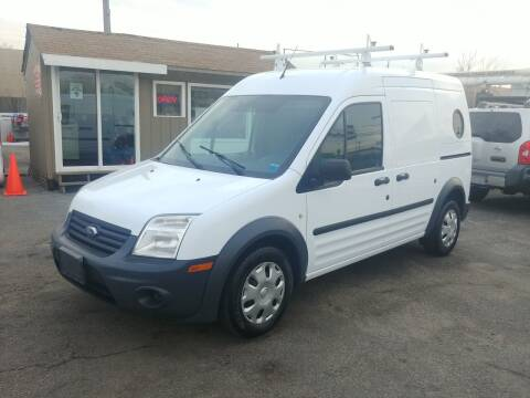 2013 Ford Transit Connect for sale at Viking Auto Group in Bethpage NY