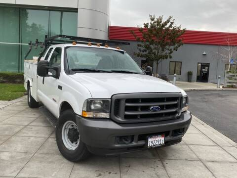 2003 Ford F-350 Super Duty for sale at Top Motors in San Jose CA