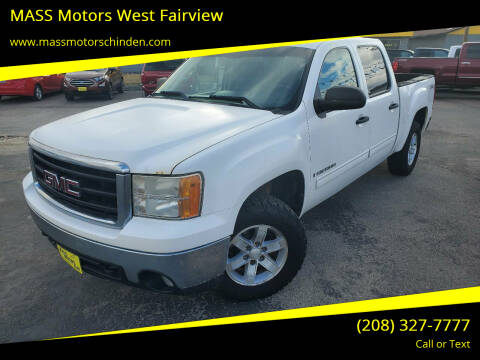 2008 GMC Sierra 1500 for sale at M.A.S.S. Motors - West Fairview in Boise ID