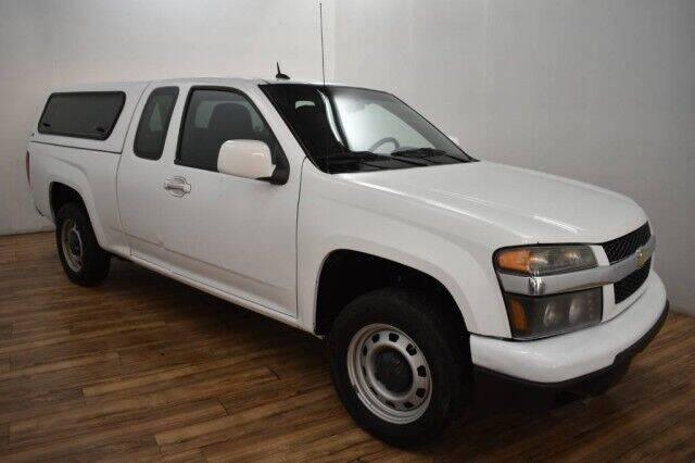 2009 Chevrolet Colorado for sale at Paris Motors Inc in Grand Rapids MI