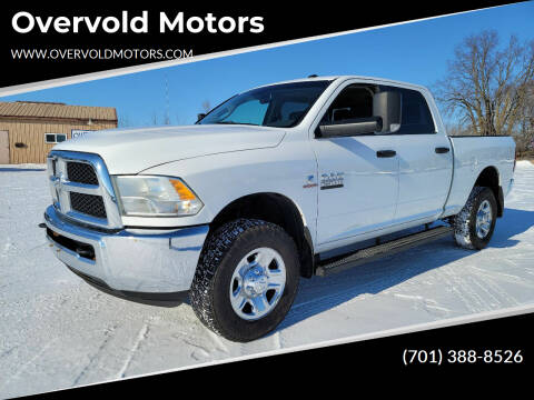 2014 RAM Ram Pickup 2500 for sale at Overvold Motors in Detriot Lakes MN