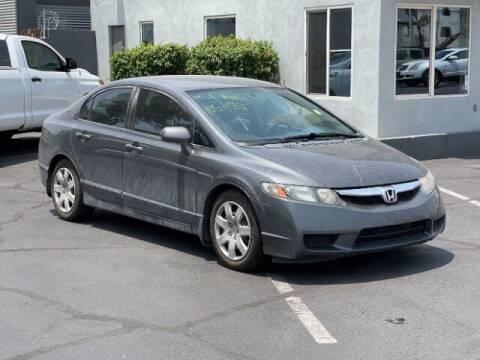 2010 Honda Civic for sale at Brown & Brown Wholesale in Mesa AZ