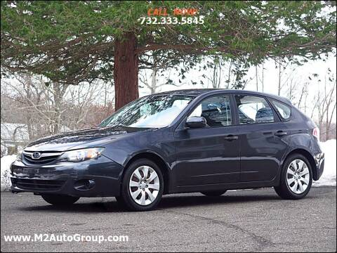 2011 Subaru Impreza for sale at M2 Auto Group Llc. EAST BRUNSWICK in East Brunswick NJ
