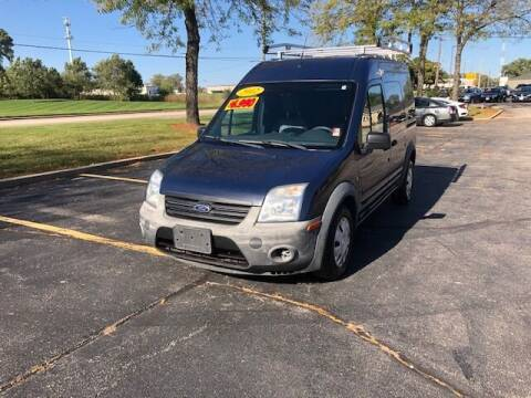 2012 Ford Transit Connect for sale at Stryker Auto Sales in South Elgin IL