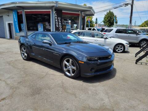 2014 Chevrolet Camaro for sale at Imports Auto Sales & Service in San Leandro CA