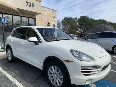 2011 Porsche Cayenne for sale at Auto Deal Line in Alpharetta GA