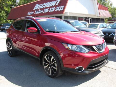 2018 Nissan Rogue Sport for sale at Discount Auto Sales in Pell City AL