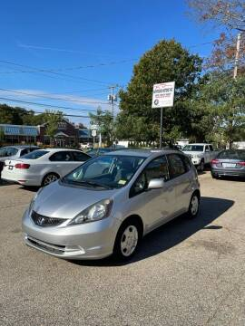 2013 Honda Fit for sale at NEWFOUND MOTORS INC in Seabrook NH
