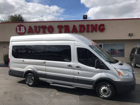 2018 Ford Transit Passenger for sale at LB Auto Trading in Orlando FL