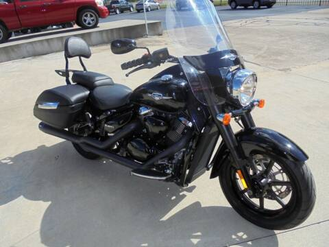 2013 Suzuki VL 1500 BOULEVARD for sale at US PAWN AND LOAN in Austin AR