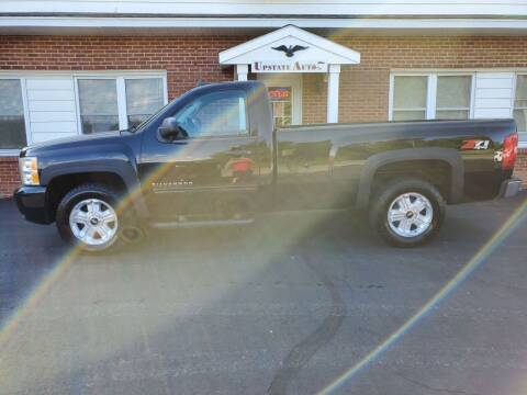 2010 Chevrolet Silverado 1500 for sale at UPSTATE AUTO INC in Germantown NY
