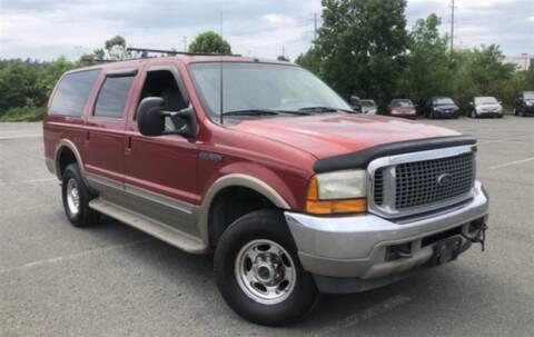 2000 Ford Excursion for sale at CarXpress in Fredericksburg VA