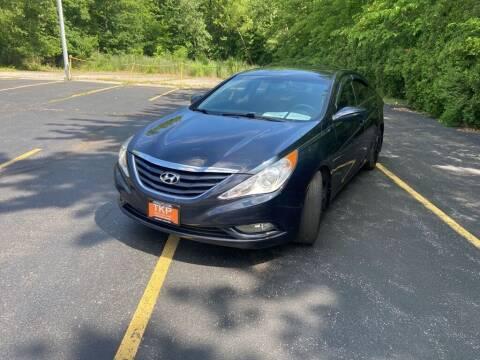 2013 Hyundai Sonata for sale at TKP Auto Sales in Eastlake OH