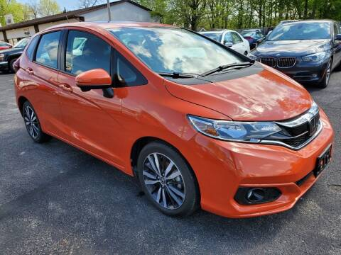 2018 Honda Fit for sale at Prospect Auto Mart in Peoria IL