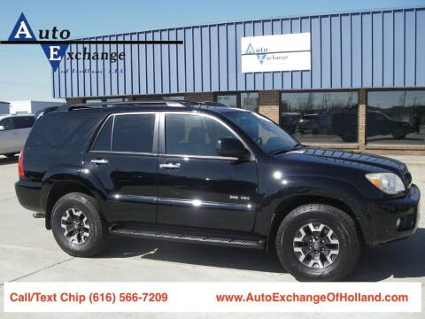 2008 Toyota 4Runner for sale at Auto Exchange Of Holland in Holland MI