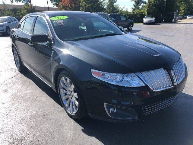 2012 Lincoln MKS for sale at Newcombs Auto Sales in Auburn Hills MI