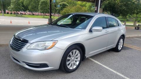 2012 Chrysler 200 for sale at Nationwide Auto in Merriam KS