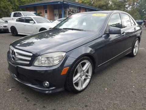 2010 Mercedes-Benz C-Class for sale at CENTRAL GROUP in Raritan NJ