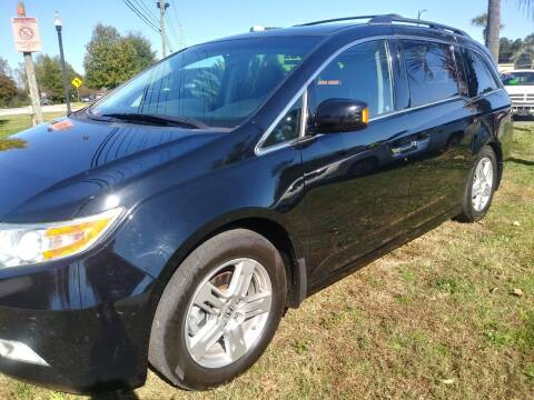 2011 Honda Odyssey for sale at Auto 1 Madison in Madison GA
