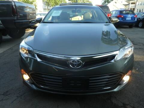 2013 Toyota Avalon for sale at Wheels and Deals in Springfield MA